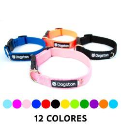 Collar para perros varios colores