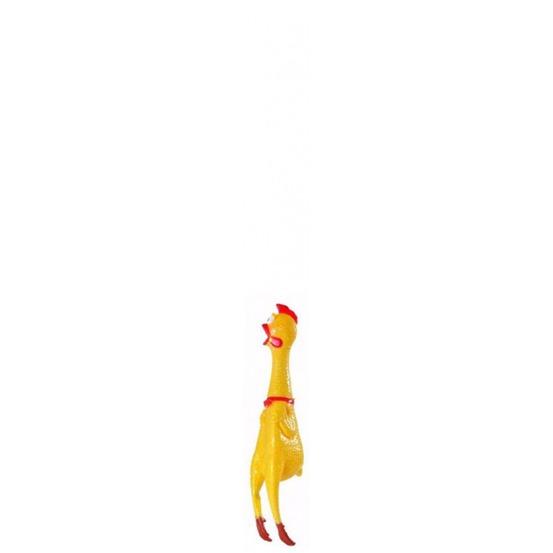 Pollo chillón gallina llorona gritona para perros