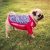 Campera deportiva para perros pug